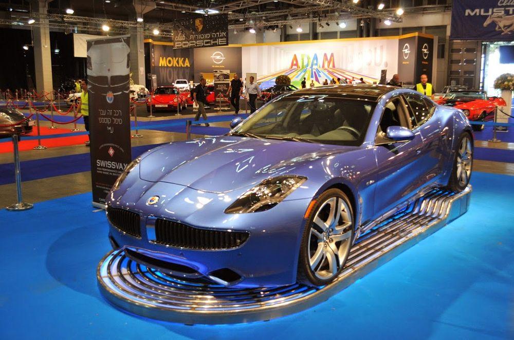 Автомобильные выставки