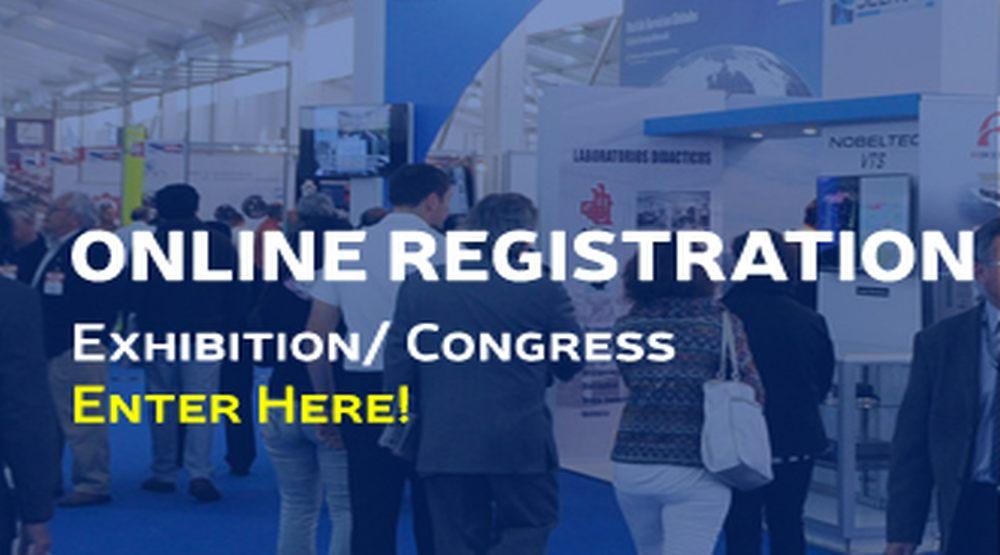 Регистрация на выставку